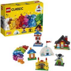 LEGO Stenen en huizen bouwset 270 stuks - 11008