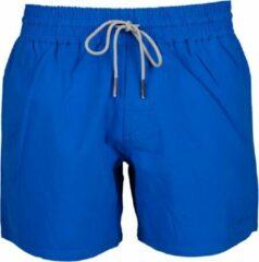 Blauwe Brunotti Crunot Heren Zwembroek - Blue/Sea - Maat XL