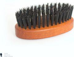 Bruine BRDS Grooming Baardborstel medium