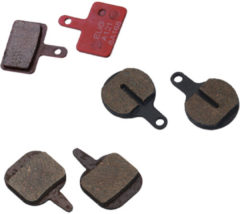Schrijfremblokken Tektro E10.11 passend voor Tektro Auriga Comp/Auriga E-Comp/Aquila/Draco