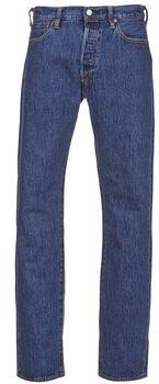 Afbeelding van Blauwe Straight Jeans Levis 501 LEVIS ORIGINAL FIT