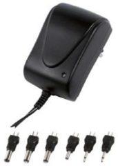 Goobay 67952 Stekkernetvoeding, instelbaar 3 V/DC, 4.5 V/DC, 5 V/DC, 6 V/DC, 7.5 V/DC, 9 V/DC, 12 V/DC 1500 mA 18 W