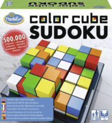 Ravensburger Spieleverlag Thinkfun Color Cube Sudoku