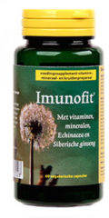 Vital Direct Immunofit 60 vegicaps