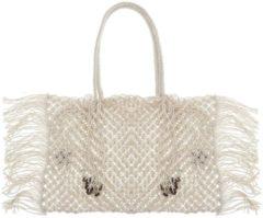 Gebroken-witte Yoshiko Home Boho bag