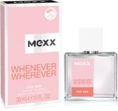 Mexx Whenever Wherever Woman 30 ml - Eau de Toilette - Damesparfum
