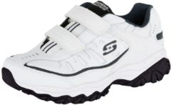 After Burn Memory Fit - Final Cut - Sportschuh Skechers weiß