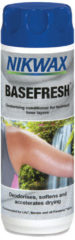 Blauwe Nikwax conditioner Basefresh 300ml - speciaal voor baselayers