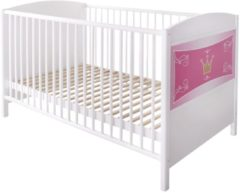 Rauch PACK`S Kinder-/Babybett, Made in Germany