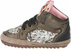 Bruine Shoesme BP20S026 Brown Metallic Baby-schoenen