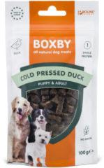 Proline Boxby Grain Free 100 g - Hondensnacks - Eend Hypo-Allergeen