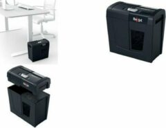 Rexel Secure X6 papiervernietiger Kruisversnippering 70 dB Zwart