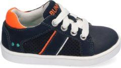Donkerblauwe BunniesJr Pjotr Pit Jongens sportieve sneaker - Donker Blauw - Maat 21