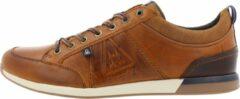 Gaastra Heren Lage sneakers Bayline Dbs - Cognac - Maat 41