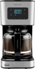 Zwarte Cecotec Koffiezetapparaat filterkoffie - Programmeerbaar - Warmhoudfunctie - Koffiemachine met LCD display - 1,5L