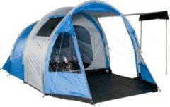 Fridani TSB 400 - 4 Personen Tunnel-Zelt mit Vorraum, 3000mm, 425x240x190 cm, 11,5 kg, Familienzelt