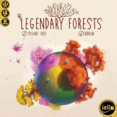 Iello Legendary Forest - Bordspel