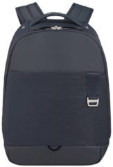 Donkerblauwe Samsonite Rugzak Met Laptopvak - Midtown Laptop Backpack S Dark Blue