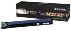 Zwarte Lexmark C950X71G 115000pagina's photoconductor