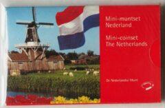 Rode De Nederlandse Munt Mini-muntset Nederland 1998