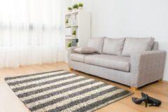 Aledin Carpets Saint Tropez Hoogpolig Vloerkleed 160x230cm grijs/wit