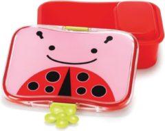 Rode Skip Hop Zo - Lunchbox - Lieveheersbeestje