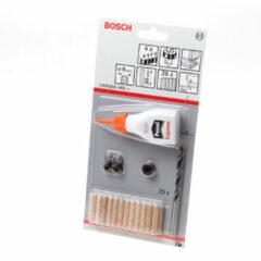 Bosch 32-delige houtdeuvelset voor verbindingsgereedschap 2607000449