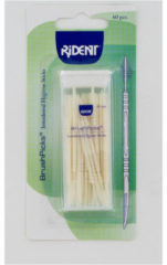 Rident Interdental Brush Picks 60 st