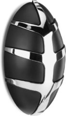 Zwarte Spinder Design Bug - Kapstok - Met Metalen Haak - Zwart - Chroom