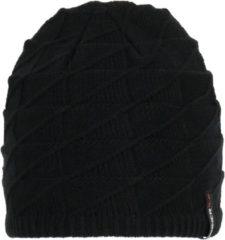 Zwarte SINNER Loch Muts Unisex - One Size