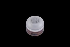 Human Comfort Roussy speakerlamp - tafellampen elektrisch - bruin