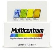 Multicentrum Integratore Alimentare Multivitaminico Multiminerale 90 compresse