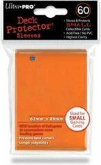 Oranje Asmodee SLEEVES SMALL Orange 60