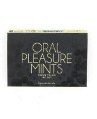 Bijoux Indiscrets Oral Pleasure Mints Pepermunt Suikervrij