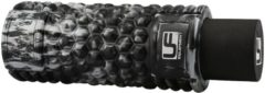 Zwarte Uf equipment 2 in 1 Fitness Massage Roller