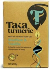 TAKA Turmeric / Kurkuma-thee met vanille Biologisch