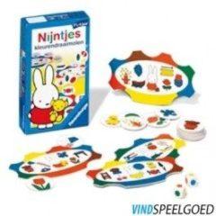 Ravensburger nijntje Nijntjes kleurendraaimolen kinderspel