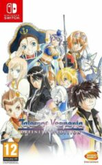BANDAI NAMCO Entertainment Tales Of Vesperia - Definitive Edition, Nintendo Switch video-game Engels