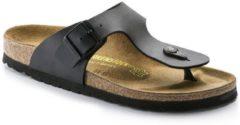 Zwarte Birkenstock Ramses Heren Slippers Regular fit - Black - Maat 43