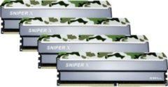 G.Skill DIMM 32 GB DDR4-3000 Quad-Kit, Arbeitsspeicher