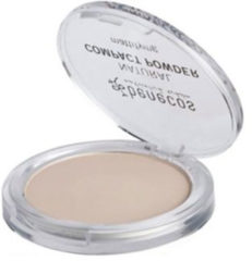 Benecos Natural Compact Powder Mattifying 9 g - Porcelain