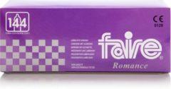 Merkloos / Sans marque Faire Romance condooms 144st.