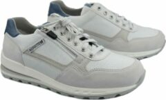 Mephisto BRADLEY Heren Sneaker - Gebroken Wit - Maat 45.5