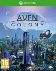 Team17 Aven Colony, Xbox One Xbox One video-game