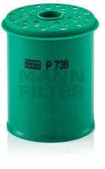 MANN-FILTER - Brandstoffilter