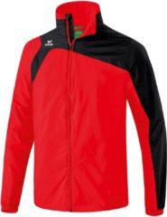 Erima Club 1900 2.0 Allweather Jas Junior Trainingsjas - Maat 164 - Unisex - rood/zwart
