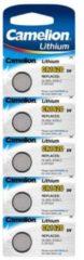Camelion CR1620 Knoopcel Lithium 90 mAh 3 V 5 stuks