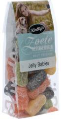 Kindly's Jelly babies zoete herinneringen 160 Gram