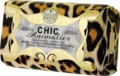 Nesti Dante zeep Chic Animalier Bronze Leopard 250 gr