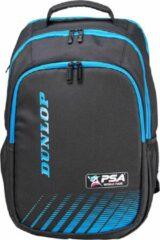 Dunlop Sporttas - zwart,blauw